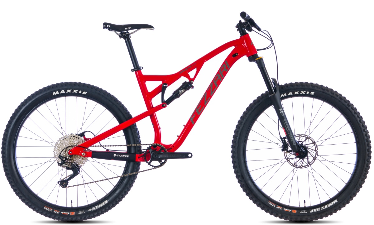 Best Mountain Bikes Under $2000: Fezzari Abajo Peak