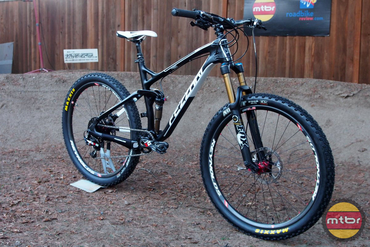 Custom Mountain Bikes a custom build and best of