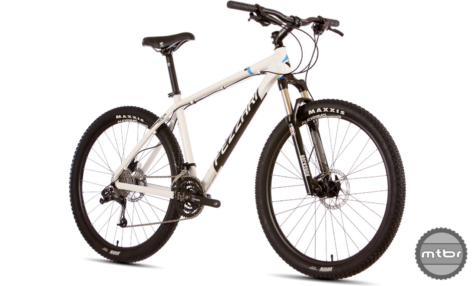Fezzari offers a 23 point custom setup process to help buyers get the right size bike and components.