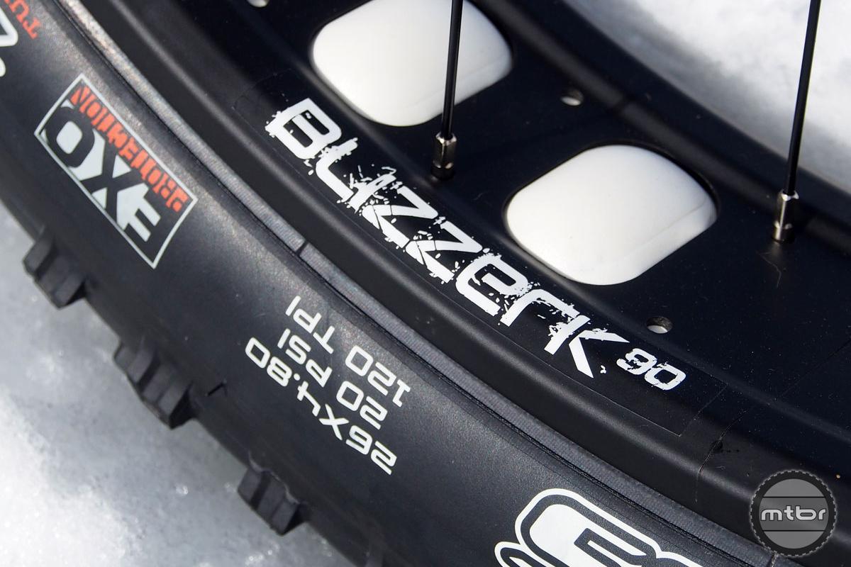 Fezzari Kings Peak Carbon SLX 1x11
