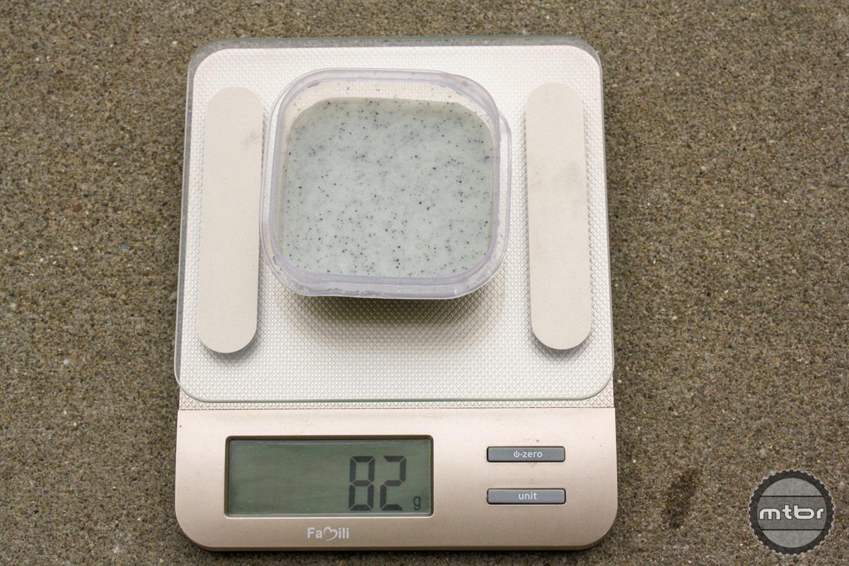 Finish Line Sealant Weight
