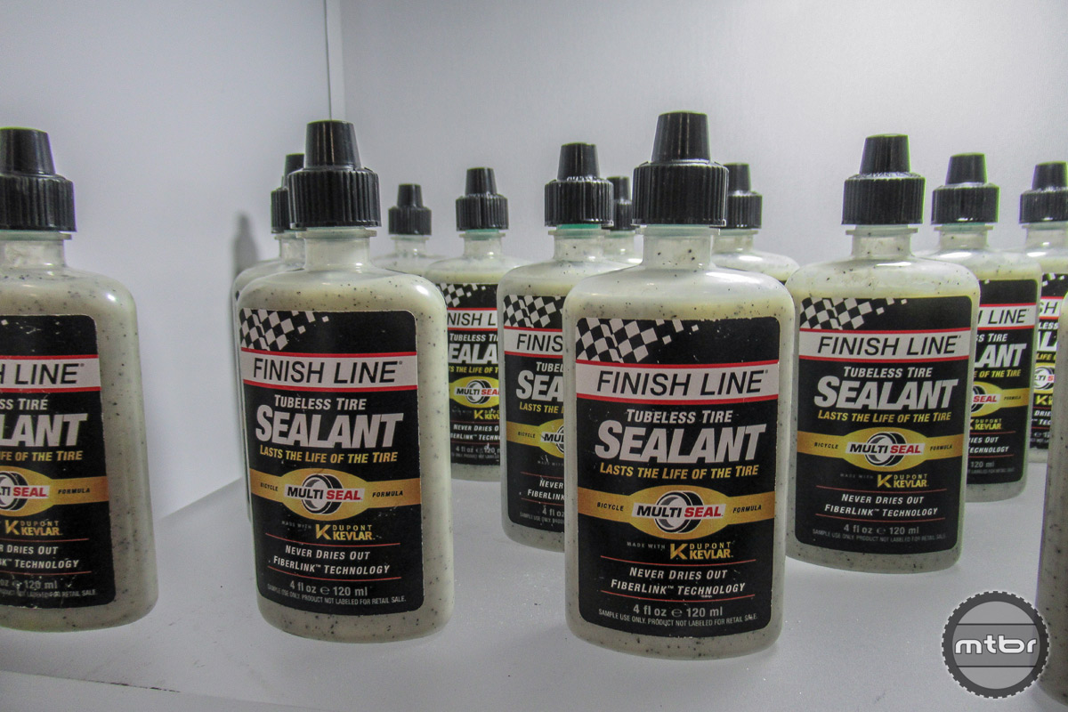 Finish Line Tubeless Sealant Consumer