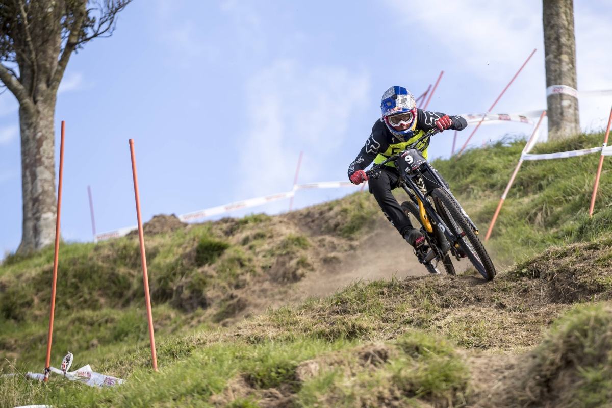 Interview: Finn Iles on his journey from ski slope to MTB