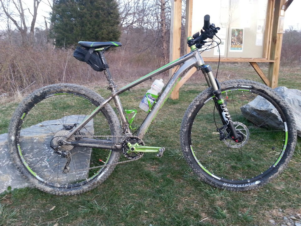 Trek 29er's roll call-firstride.jpg