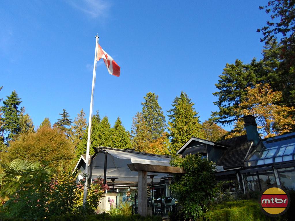 Canada Flag by kentsaundra, on Flickr