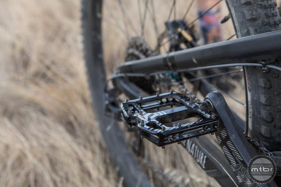 "Bike Check: Trevor's ""Proud Mary"" Hightower"