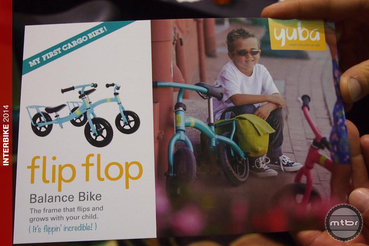 Yuba - Flip Flop flyer