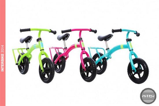 Yuba Bikes - Flip Flop colors