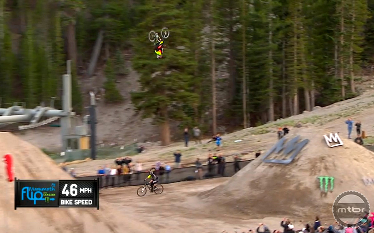 Cam Zink backflip