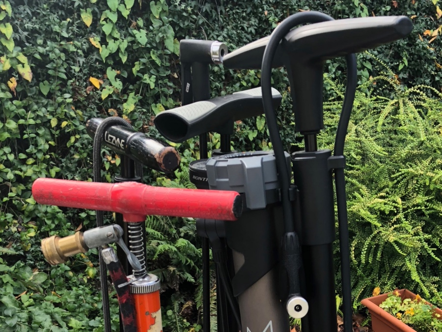 Best Mountain Bike Floor Pumps