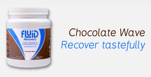 Fluid Chocolate Wave - Recovery