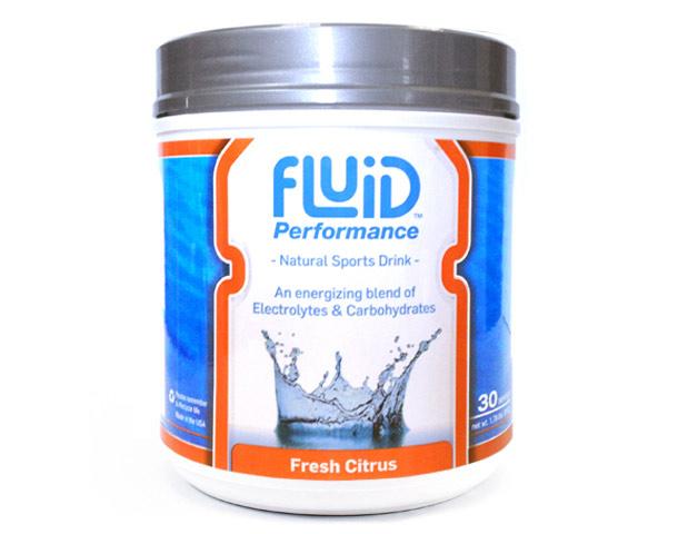Fluid Performance - Fresh Citrus