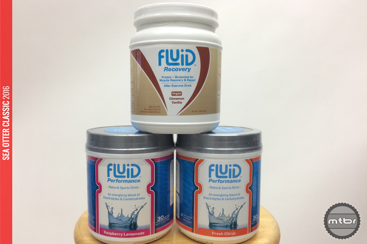 The Cinnamon Vanilla Recovery drink is the latest product from Fluid.