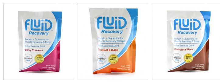 Fluid Recovery - packs