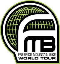 Freeride Mountain Bike Association (FMBA) logo