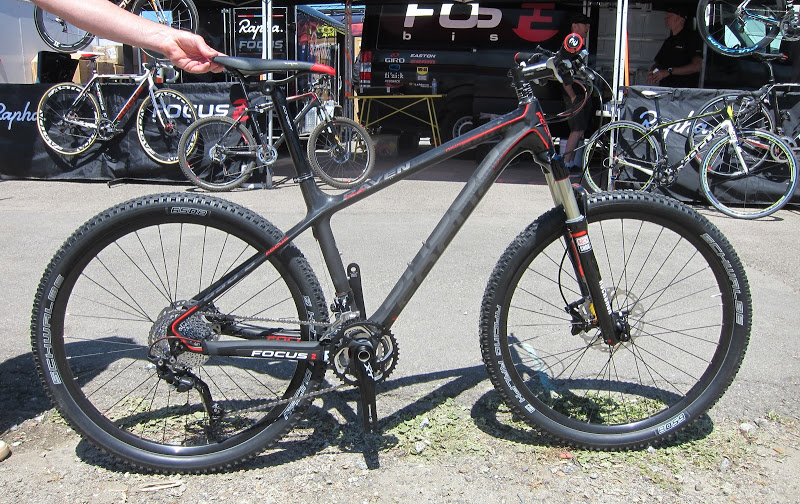 "Focus - Raven 27.5"" Bike"