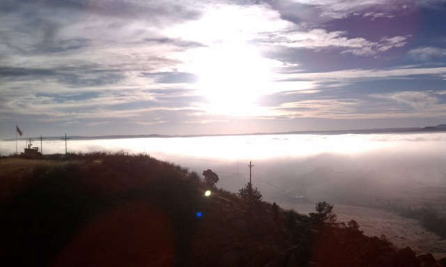 B-E-A-Utiful Grn Mtn ride this morn - TR-fog1.jpg