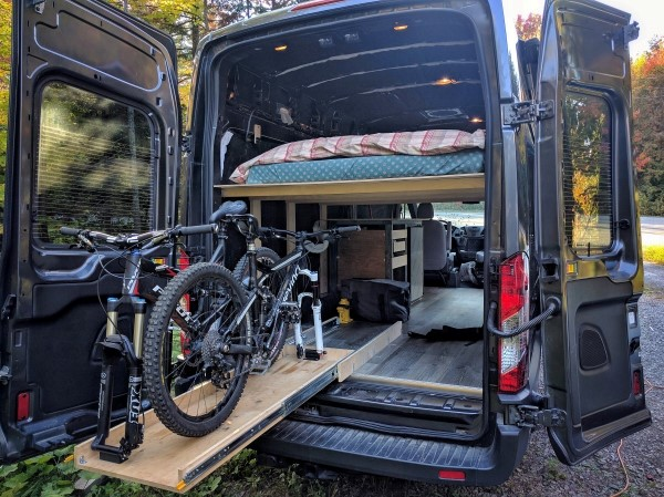Travel Vans Any Advice Ford Transit Camper Van Conversion