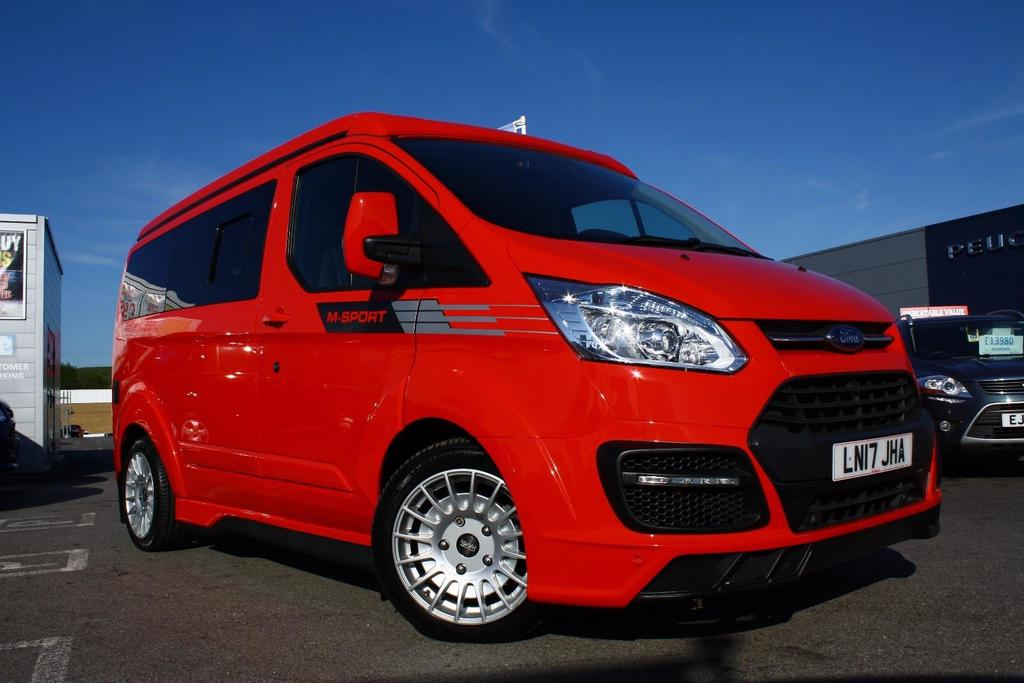 Ford promises diesel power for Transit Connect Van-ford-transit-custom-transit-custom-m-sport-wellhouse-terrier-camper-van-race-red-very-lo.jpg