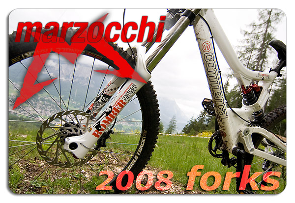 2008 Marzocchi Forks