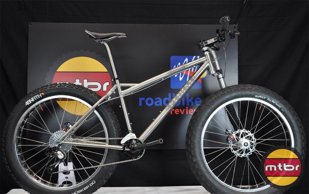 Form Cycles Fatso - Ti Full Suspension Fat Bike