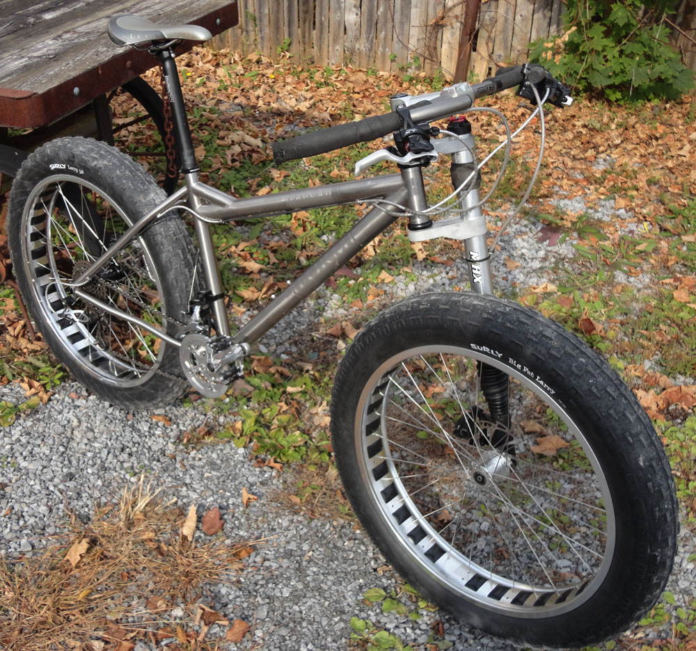 Could Cannondale Be Making A Fat Bike Mtbr Com