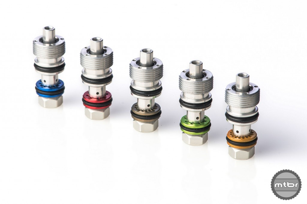 Formula CTS Compression Tuning System Valves