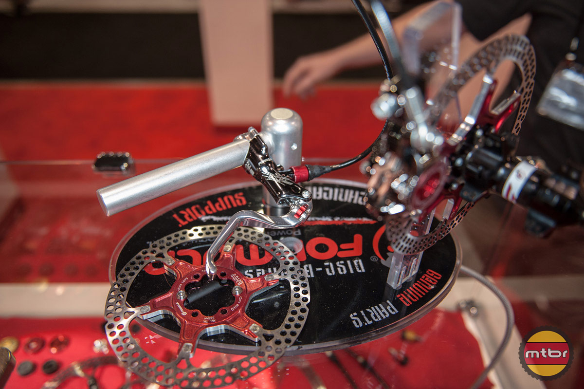Formula T1 25th Year Anniversary Disc Brake