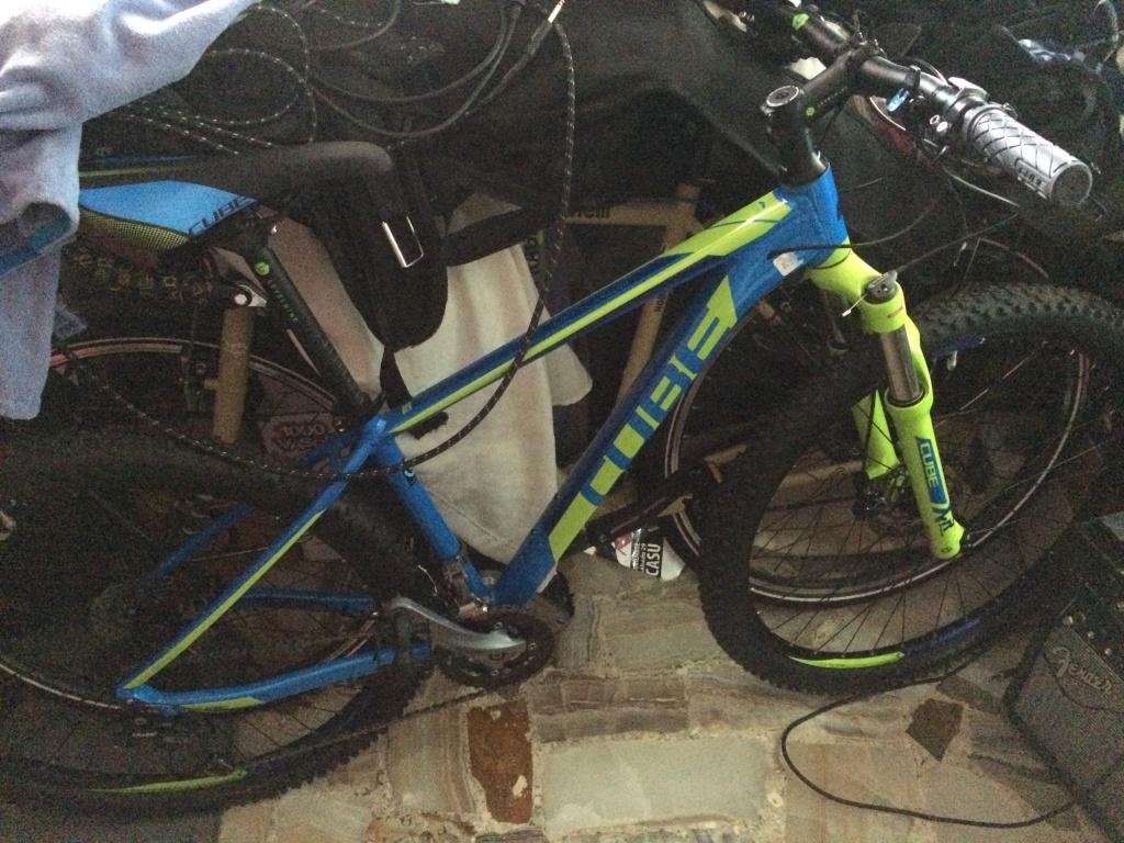 Cuál de estas dos bicis me compro, Orbea o Giant?- Mtbr.com