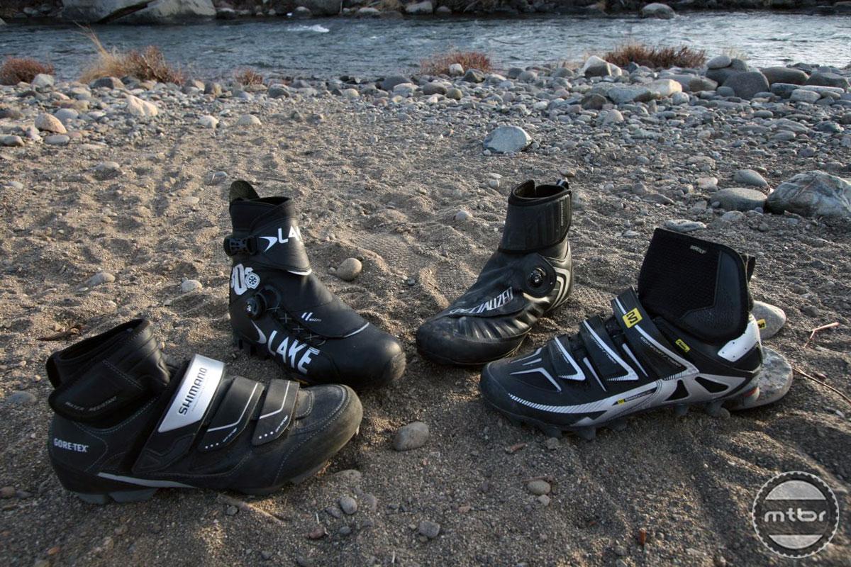 806d5da291c Round-Up  Four polar vortex-fighting mountain bike shoes to keep ...