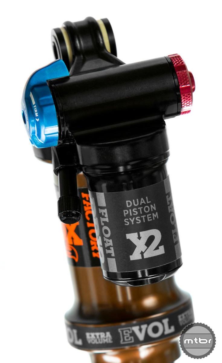 Fox DPX2