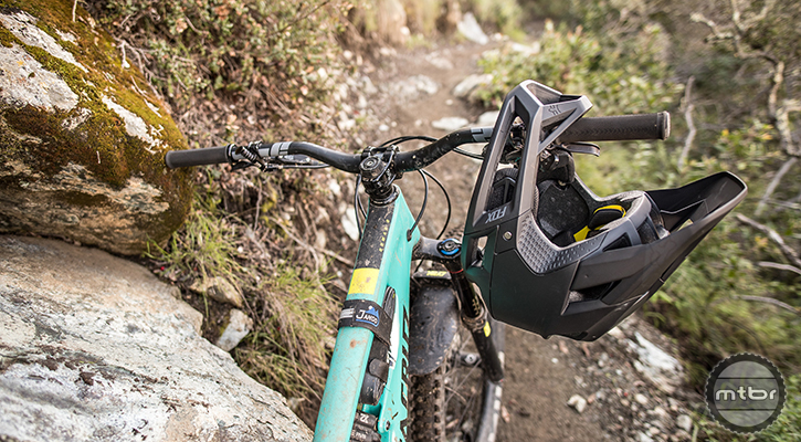 Fox Proframe Full Face Helmet