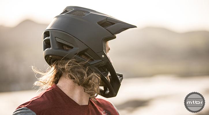 Fox Proframe Full Face Helmet