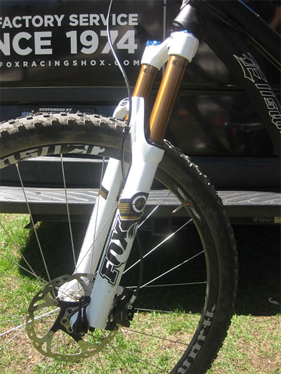 Fox Racing Shox 34 29er Fork, Float Ti and RP23 with Adaptive Logic