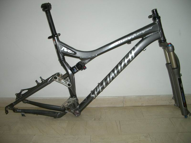 stumpjumper fsr frame with Talas for sale- Mtbr.com
