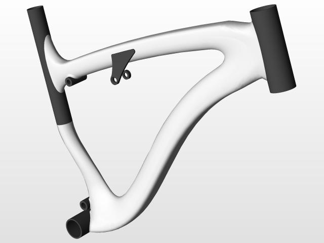 Carbon Fiber Full Suspension Front Triangle-frame.png