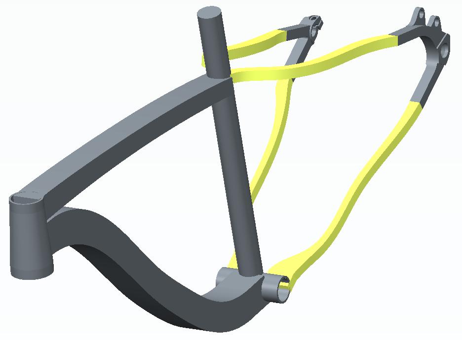 Making of a carbon fiber composite fatbike frame- Mtbr.com