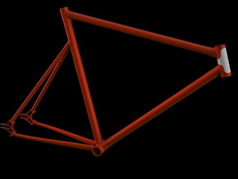 3D bicycle and frame design-frame4.jpg