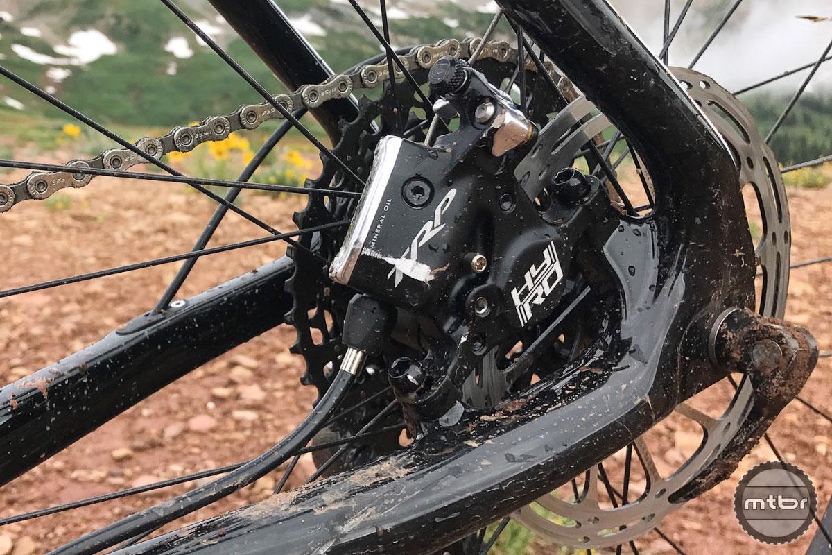 Framed Bobtrax Carbon Review