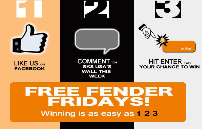 Free Fender Fridays