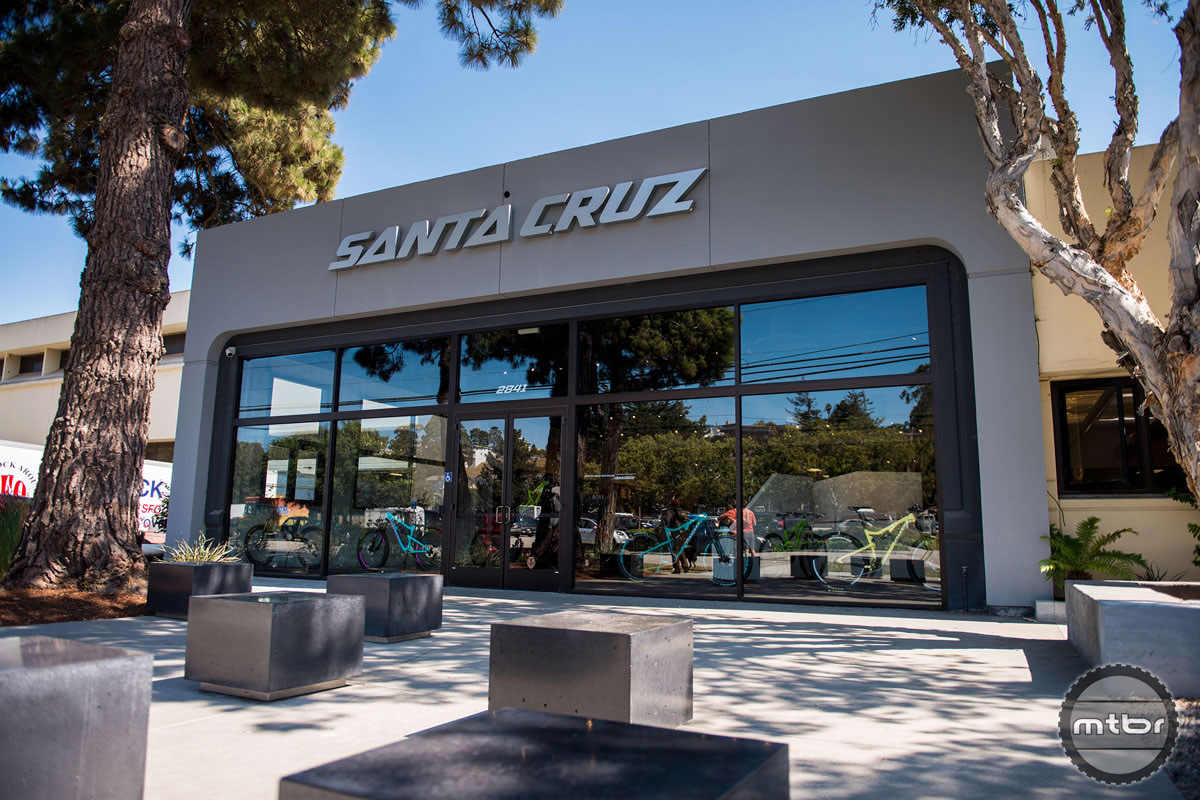 Santa Cruz Factory Tour: Where bikes are born - Mountain Bike Review