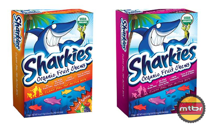 Sharkies - Organic Fruit Chews for Kids