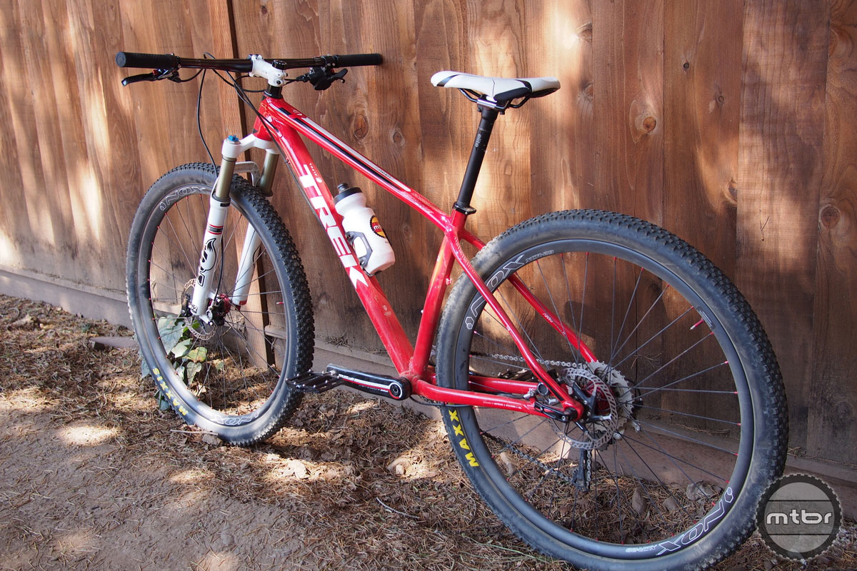FSA K-Force on Trek Superfly-8