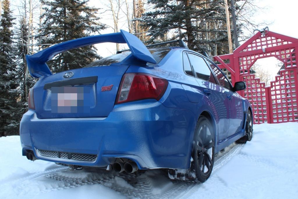 New Subaru WRX Sedan HitchRoof Mtbrcom
