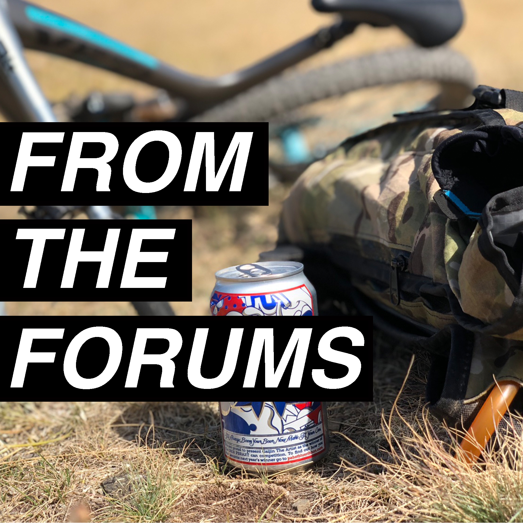 Do you enjoy a post-ride beer? Share it in our forums.