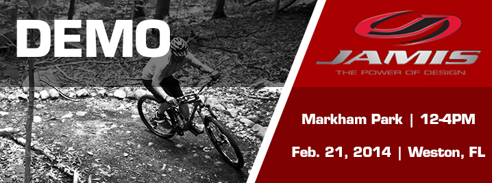 Jamis Bikes Southeast Demo Tour-ftlauderdaledemo2.jpg