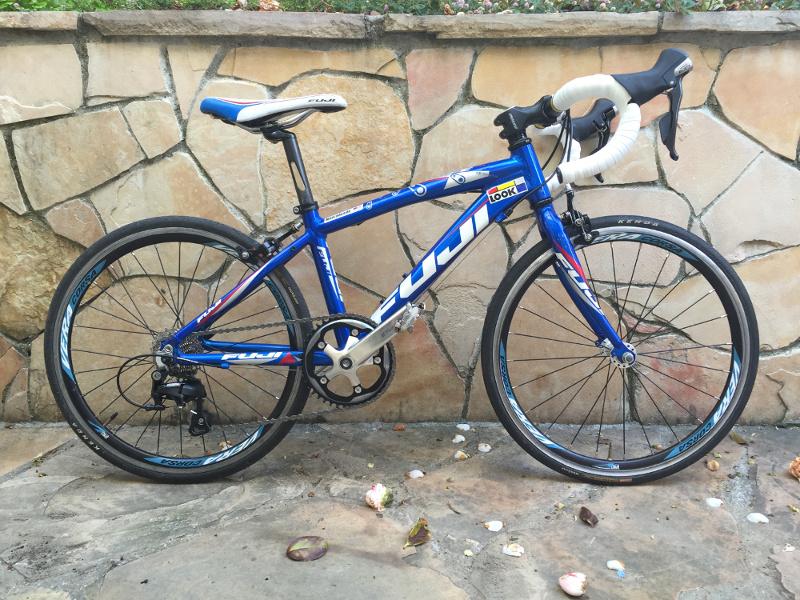 """Kid's Road Bike and Mountain Bike for sale - (20"""" wheels)-fuji-ace20_sm.jpg"""