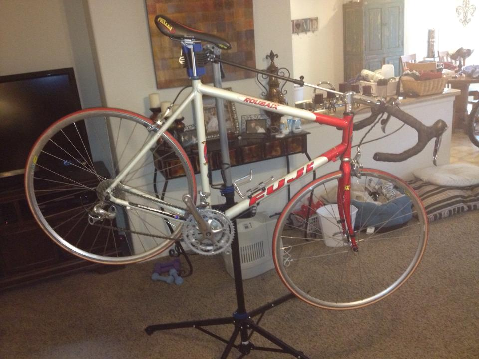 Picked up a road bike-fuji.jpg