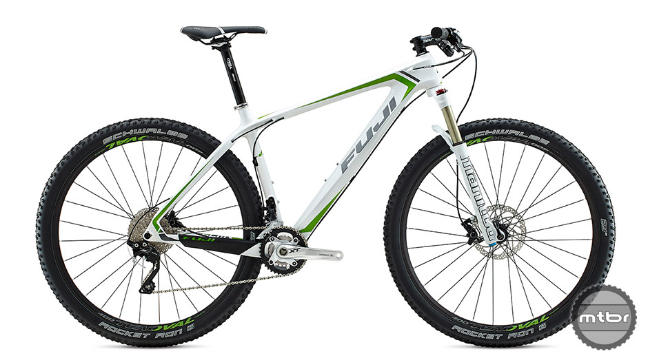 Best Mountain Bikes Under 2000 Fuji SLM