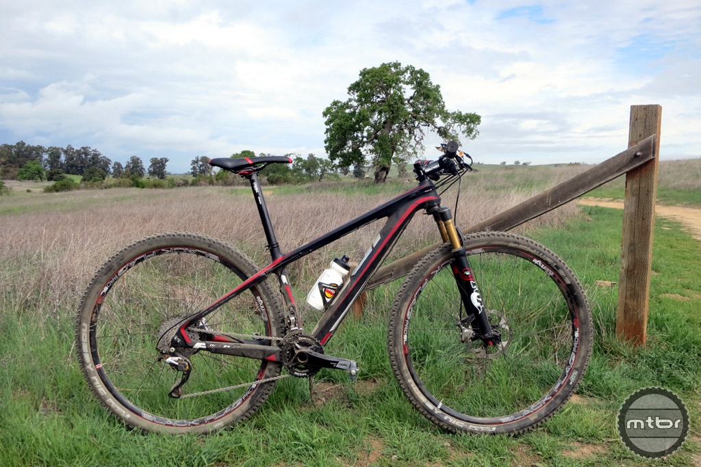 Review Fuji Slm 29 Carbon 29er Race Bike Mtbr Com